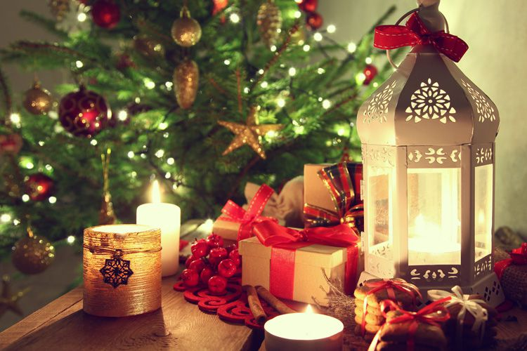 Открытка а финское рождество 2