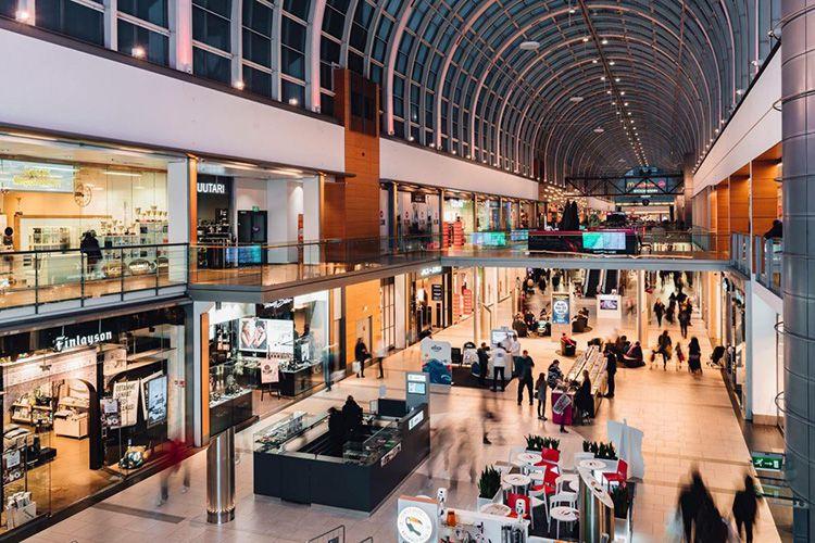 Шоппинг в Хельсинки, шоппинг маршруты по магазинам рекомендации