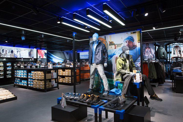 2805abc10488 Спортивные магазины Финляндии