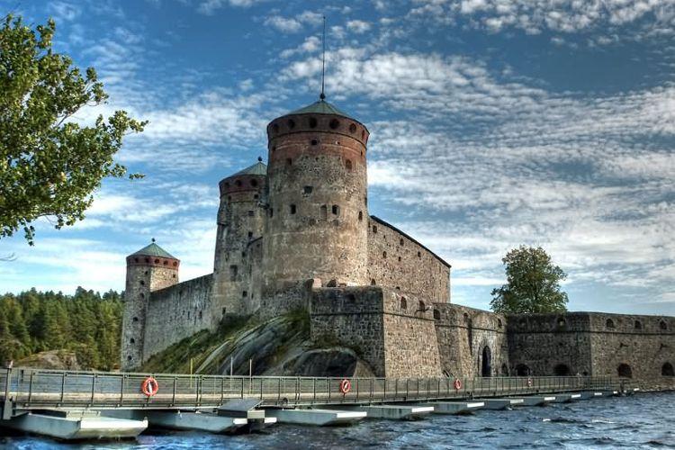 Image result for Крепость Олавинлинна Castle Olavinlinna