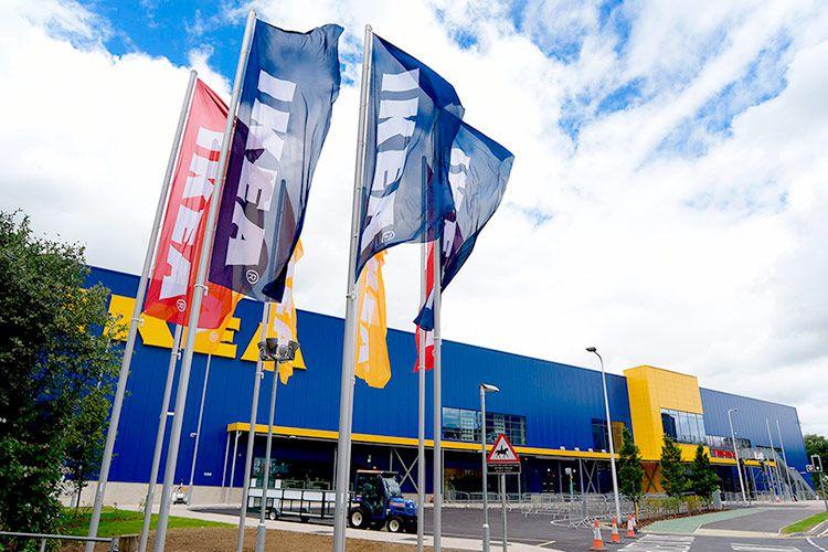 Ikea в финляндии ассортимент адреса и цены Efinlandru