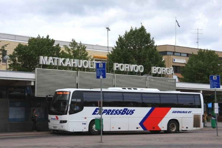 Matkahuolto Huittinen