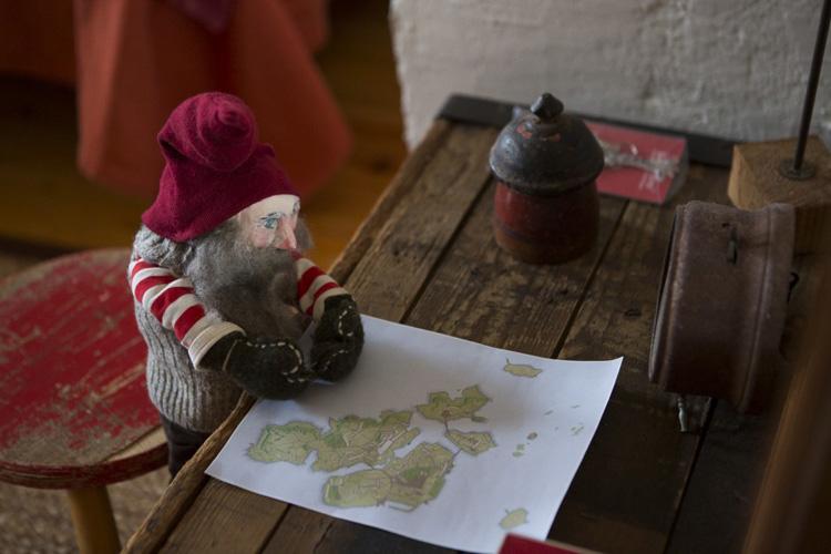 Финские гномы живут в старых крепостях. Фото: suomenlinna.fi