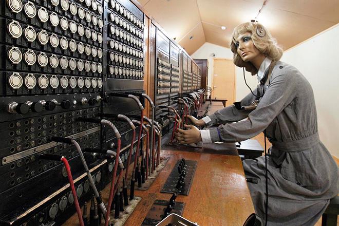 Центр связи Локки в Миккели