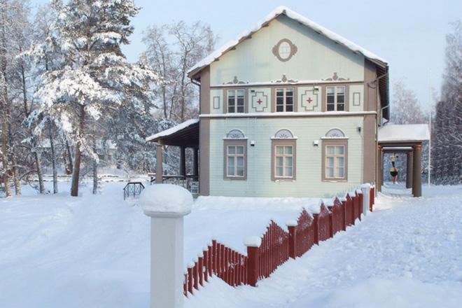 Миккели, Саламела – традиционный центр финского искусства