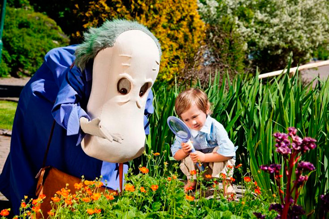 moominworld garden big