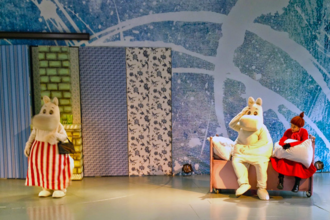 moominworld thetre big