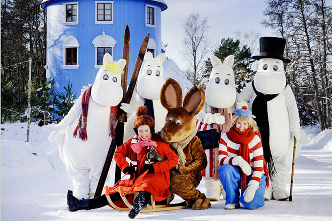 moominworld winter big