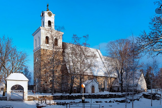 rauma church big