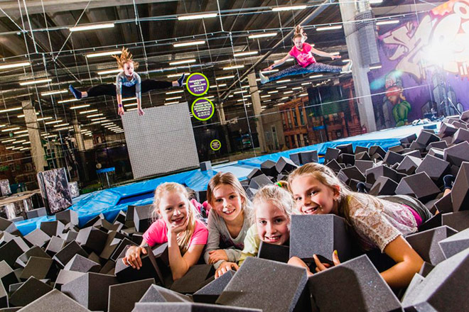 superpark vantaa finland birthday big