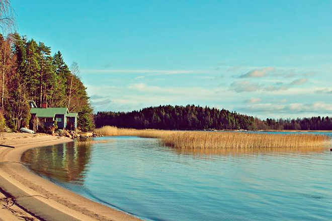 turku archipelago beach big