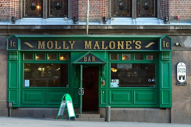Molly Malone's Irish Bar в Хельсинки
