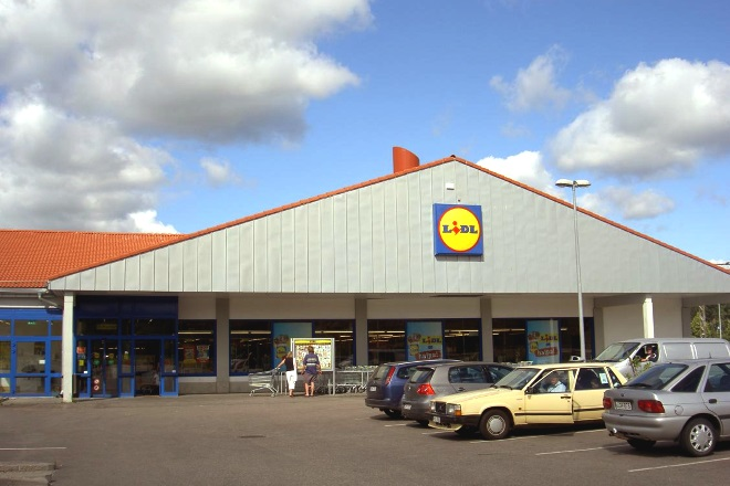 Магазин Lidl
