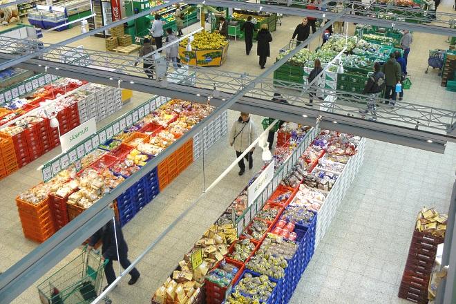 Ассортимент гипермаркета Prisma
