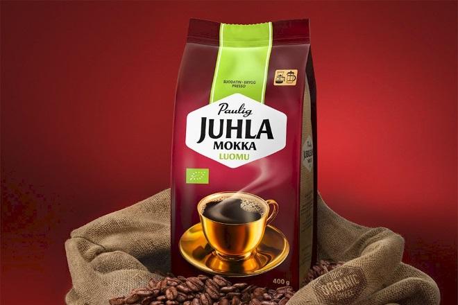 Кофе Juhla Mokka