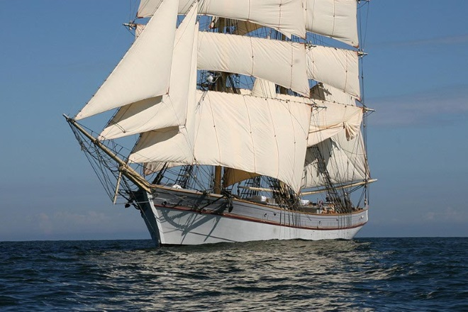 Парусник The Tall Ships Races