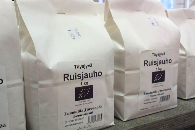 Ruisjauho