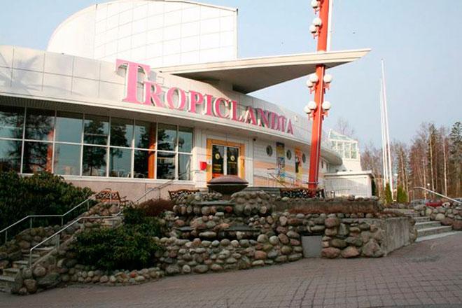 аквапарк «Тропикландия»