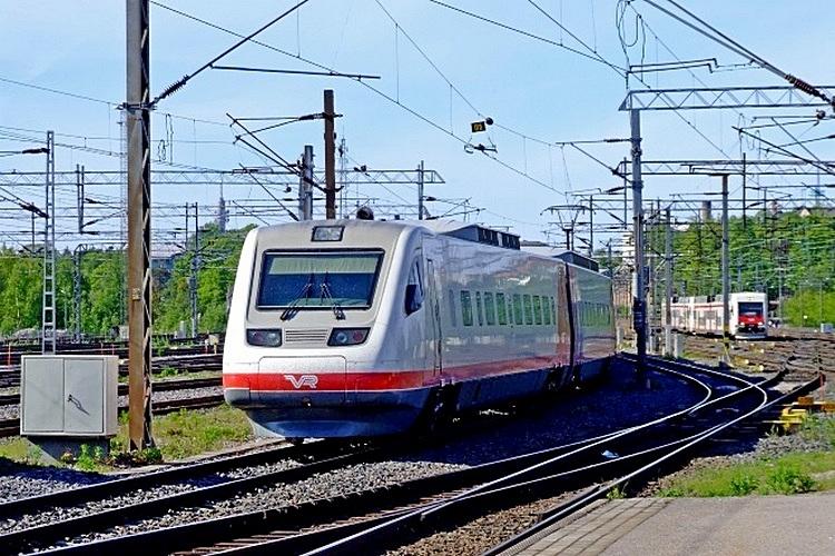 Поезд Pendolino. Фото: flickr.com