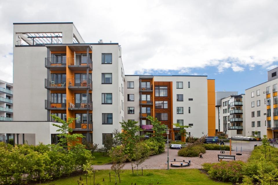 Продажа квартир в финляндии квартиры на побережье болгарии купить