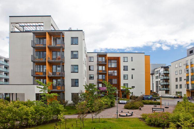 сколько стоят квартиры в финляндии