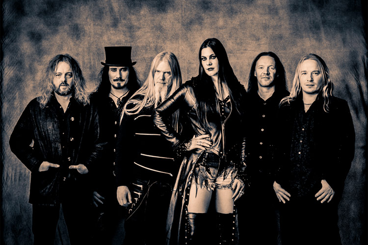 Фото: rock4all.ru. Nightwish