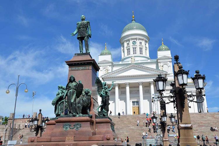 Столица Финляндии – Хельсинки. Фото: flickr.com