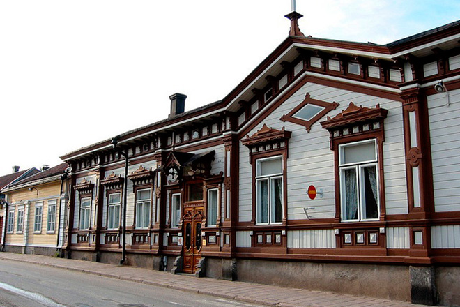rauma UNESCO big