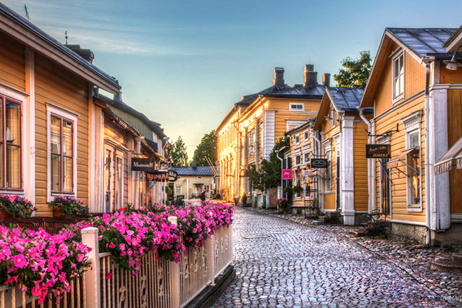 South finland top10 porvoo big