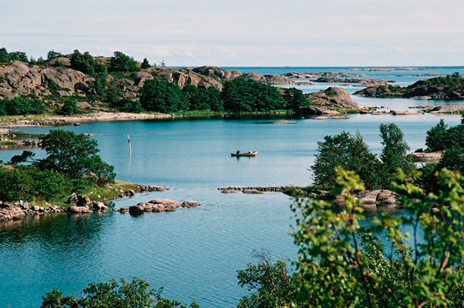 turku archipelago rocks big