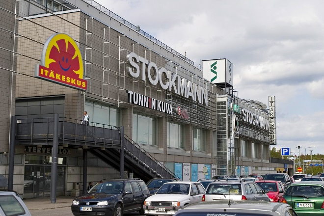 Stockmann в Вантаа. Фото: stockmanngroup.com