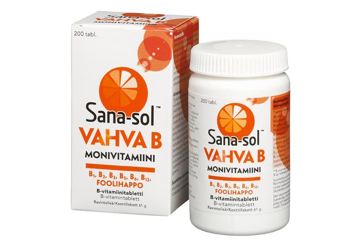 Витамины Sana-Sol