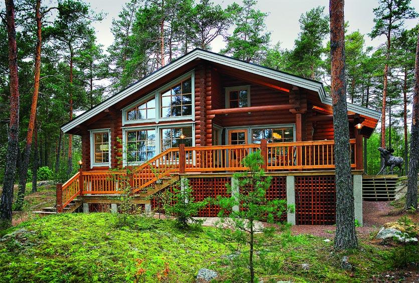 Финляндия домики красивые дома на дубае